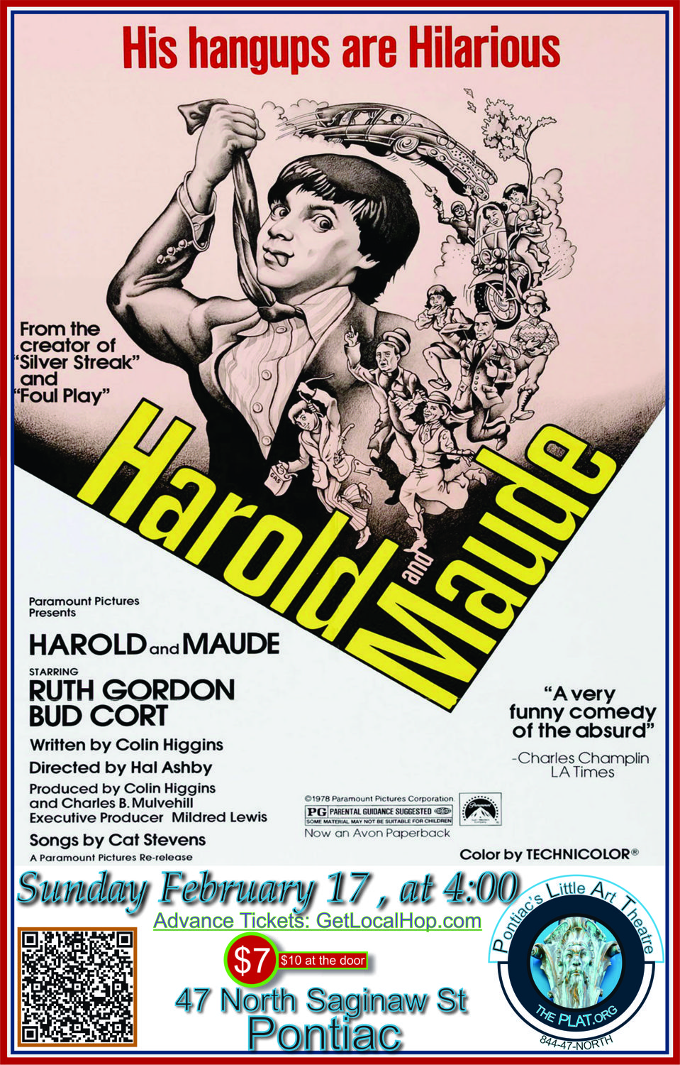 Harold and Maude in HD