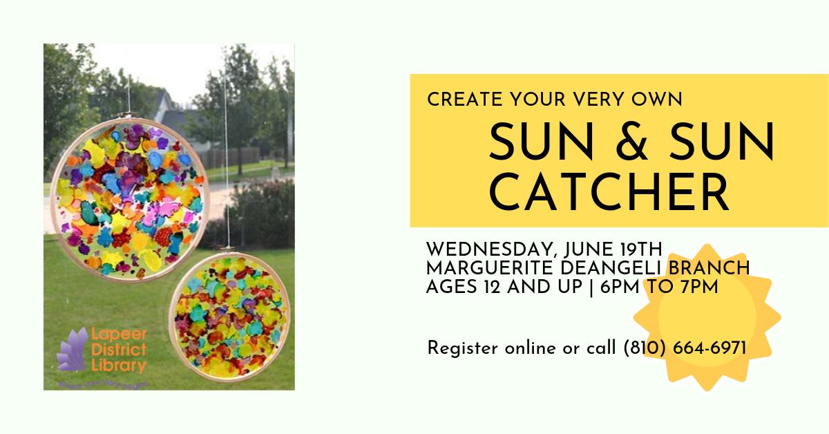 Sun & Sun Catcher