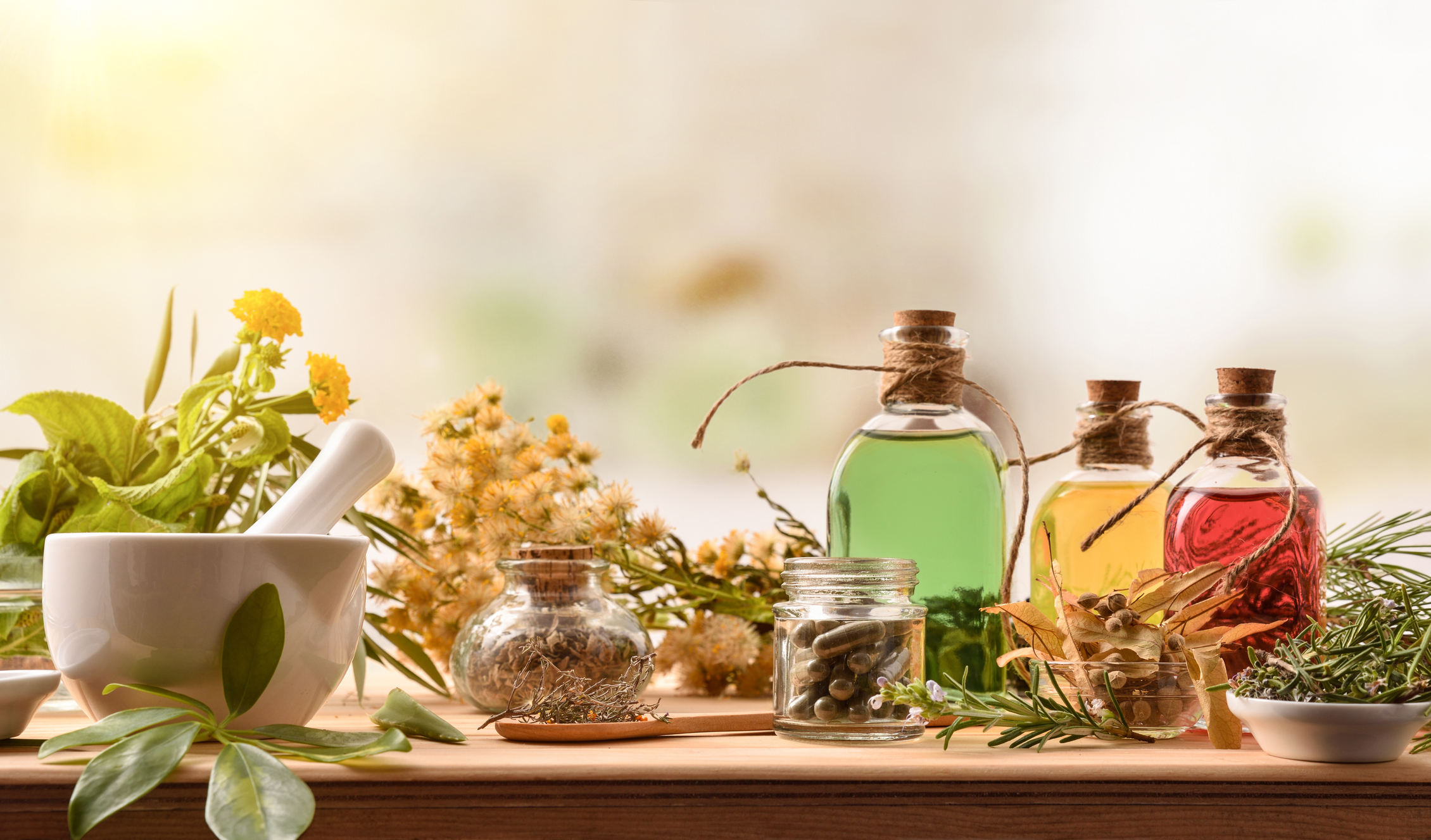 Living an Herbal Life: Crafting teas, tinctures and oils at home