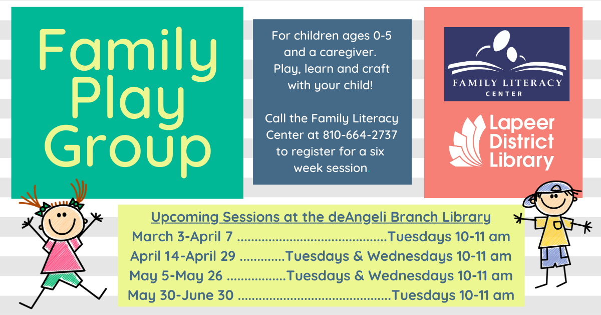 Family Playgroup- FLC