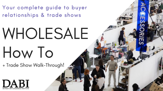 Wholesale 101 Workshop + Trade Show Walkthrough!