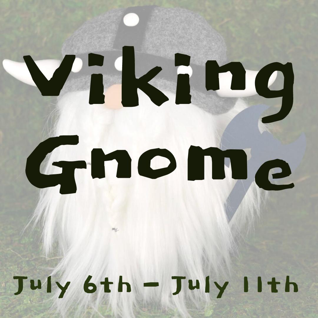 Viking Gnome - Take and Make craft