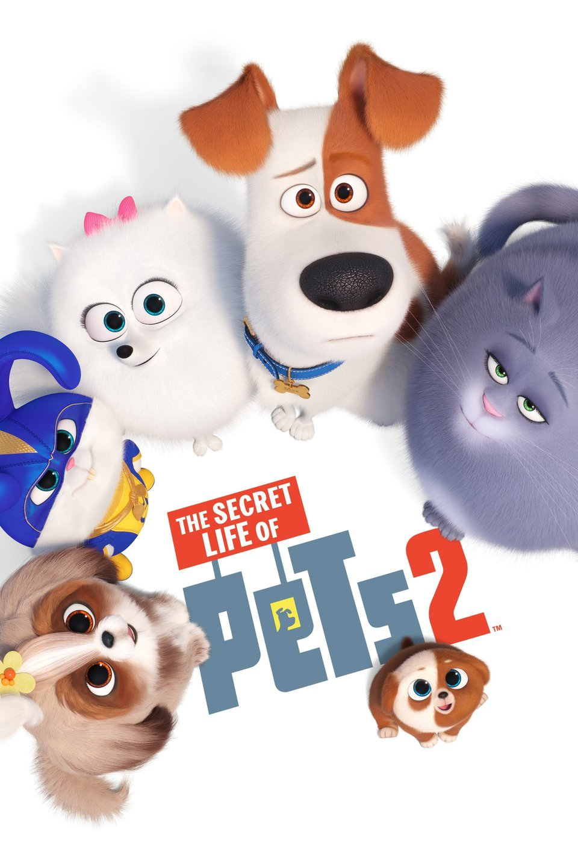 Movie Monday:  The Secret Life of Pets 2
