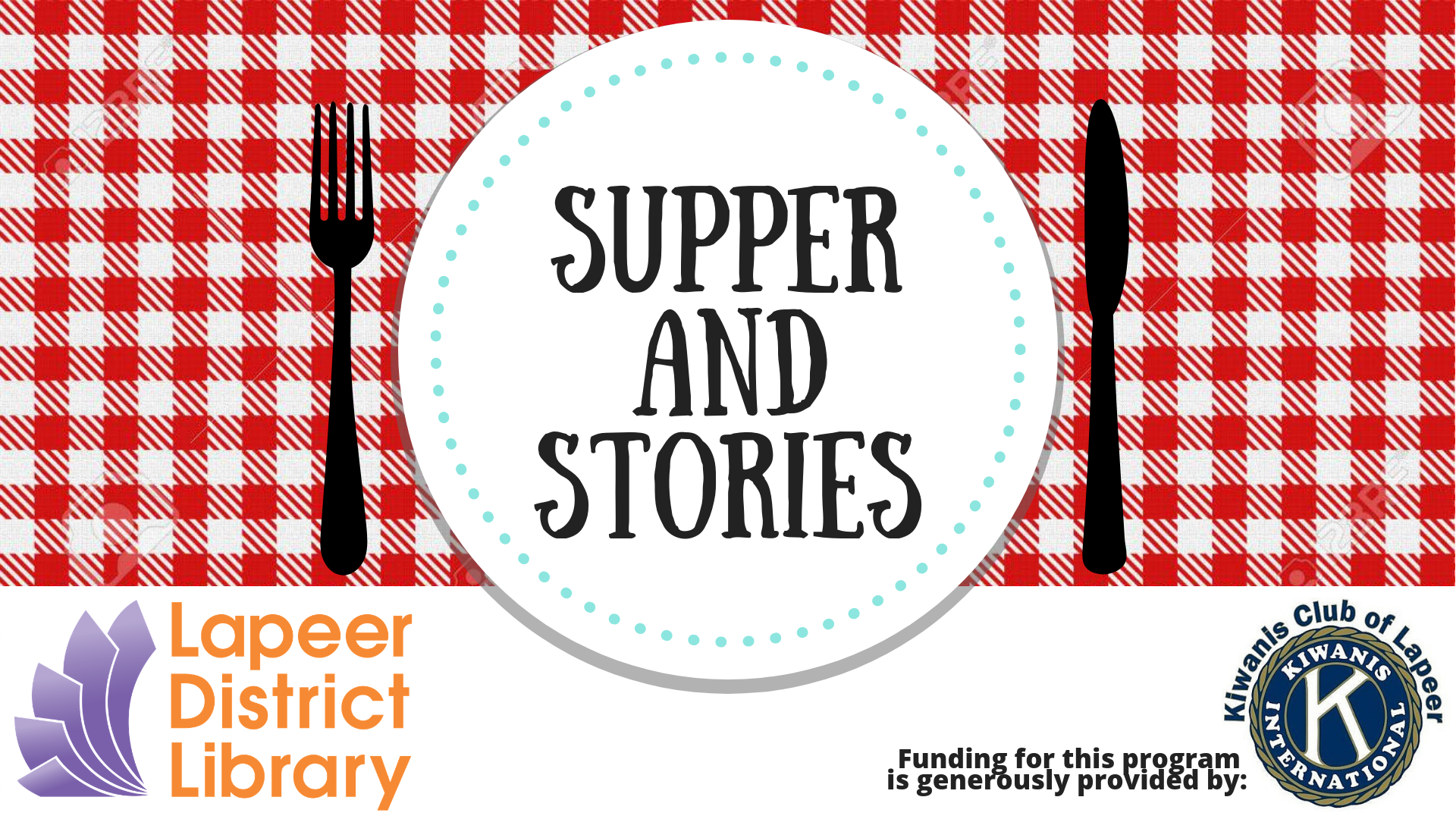 Supper & Stories - THEME: Kindness Cards