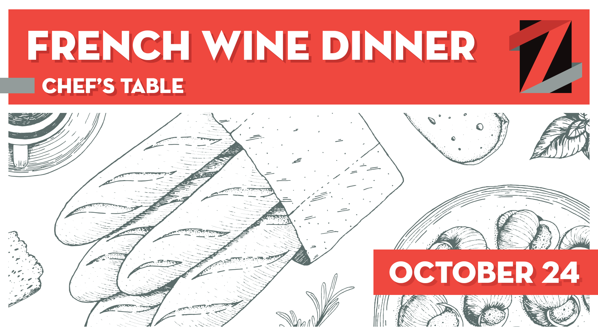 French Wine Dinner at the Chef's Table