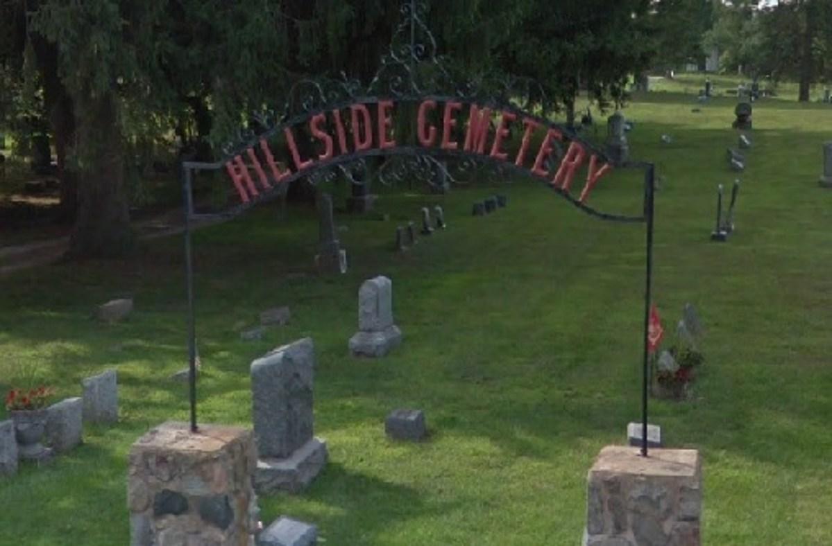 Live Cemetery Tour
