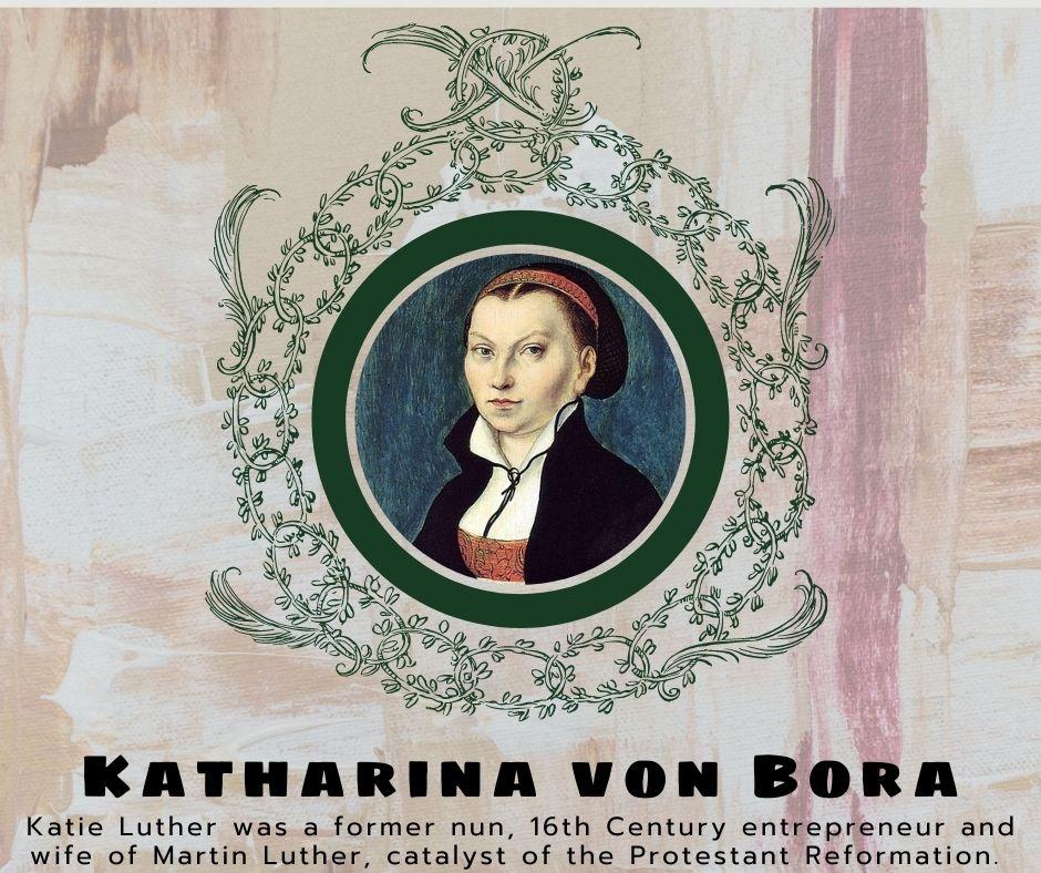 Living History Program-Katharina Luther
