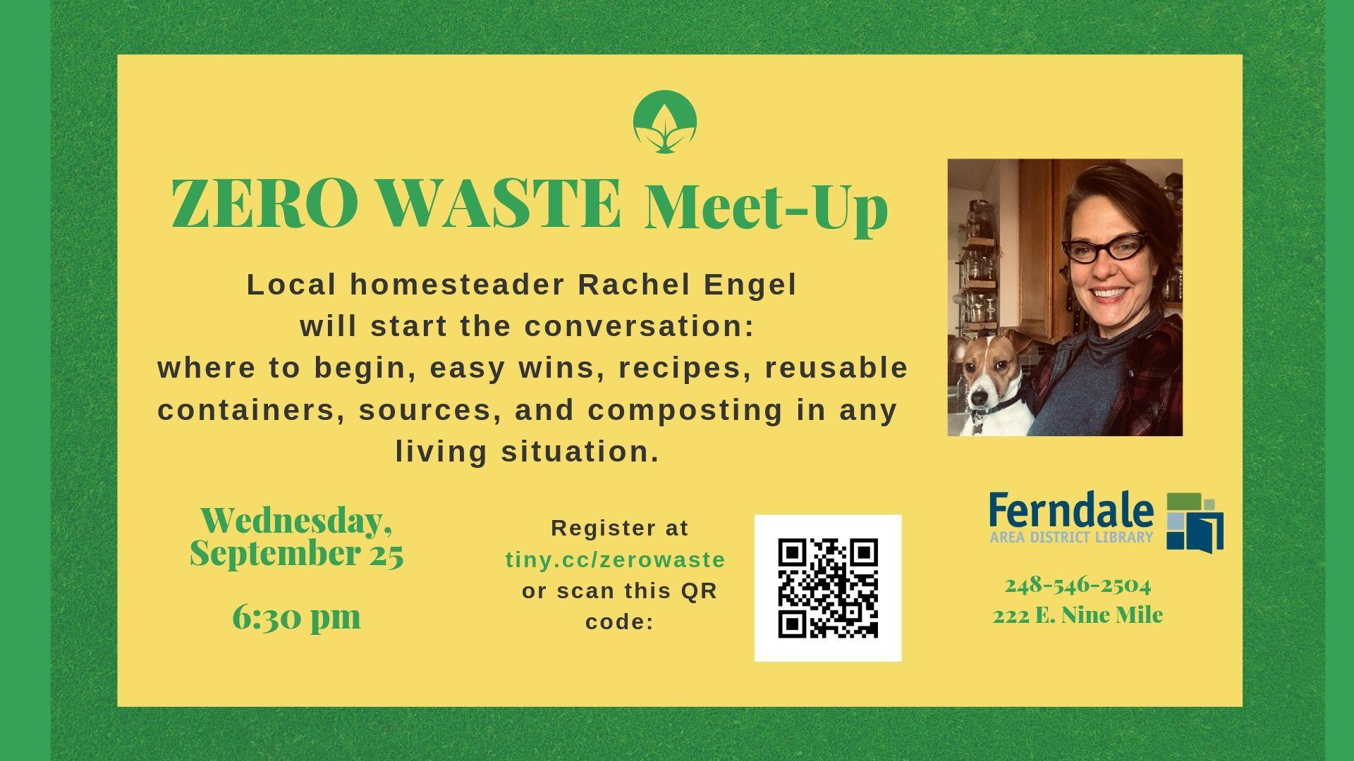 Zero Waste Meet Up