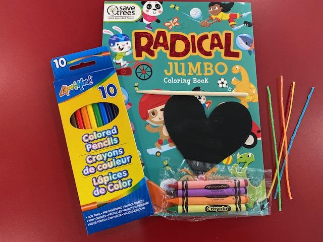 Boredom Busters Grab & Go Kits - Kids