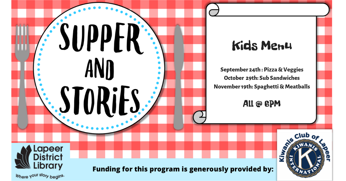 Supper & Stories