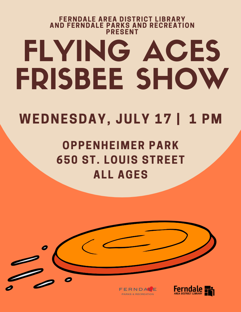 Flying Aces Frisbee  Show