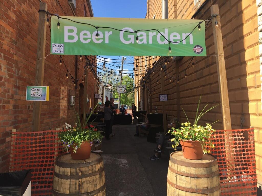 Beer Garden - LocalHop