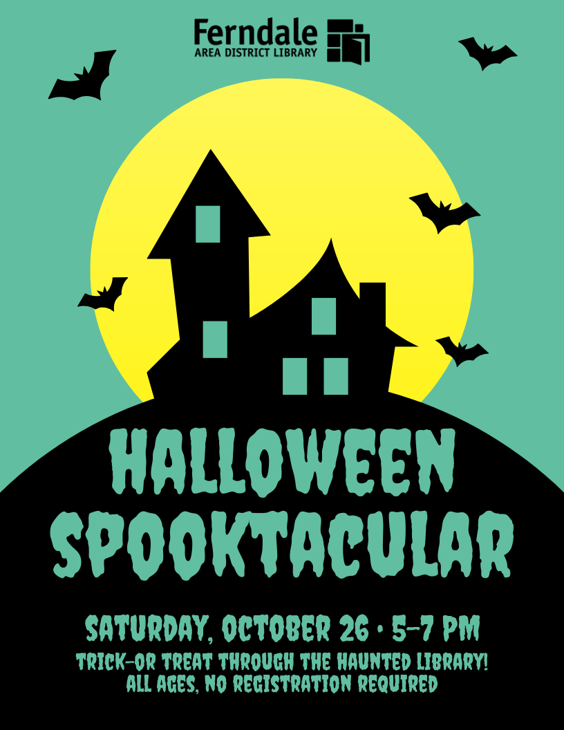 Halloween Spooktacular (All Ages)