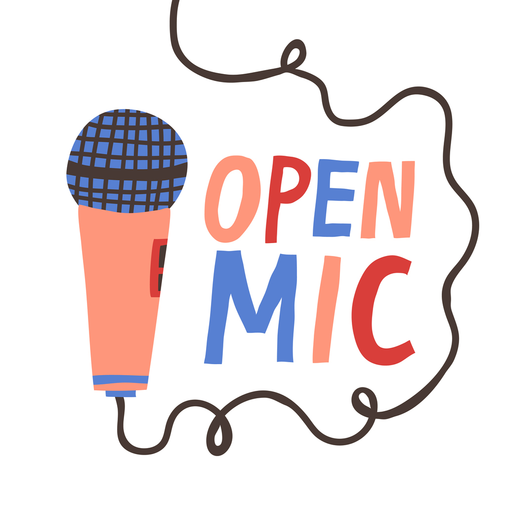 April is Poetry Month Open Mic Zoom