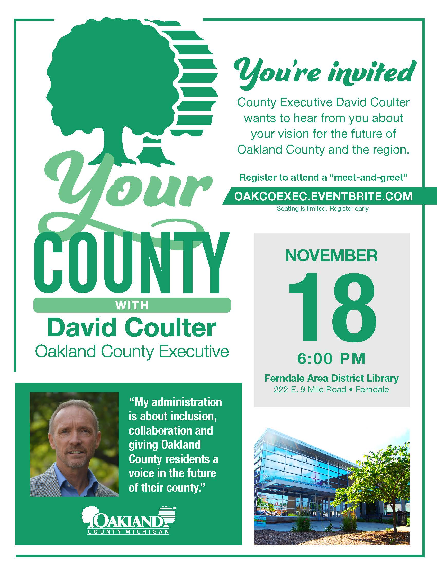 Your County with Dave Coulter
