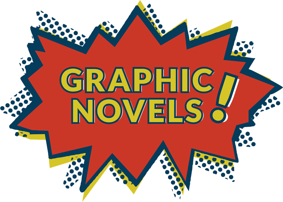 Graphic Novel Book Cafe - Tuesday, August 20, 2019, 4:00 PM - Mamaroneck  Public Library - LocalHop
