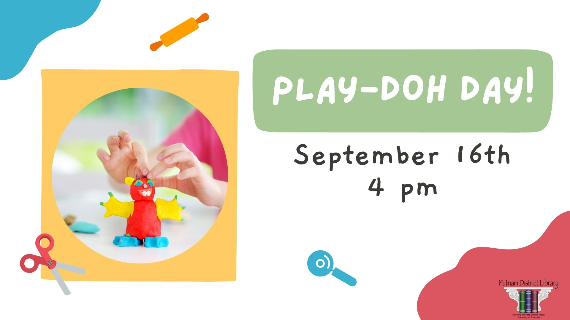 Play-Doh Day