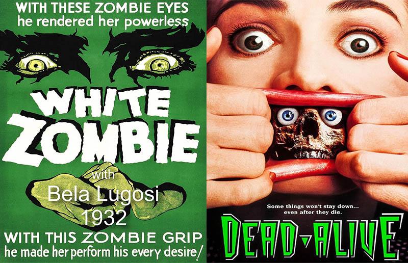 White Zombie (1932) & Dead Alive (1992) Double Feature