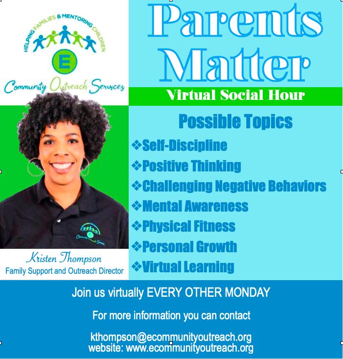 Parents Matter Social Hour