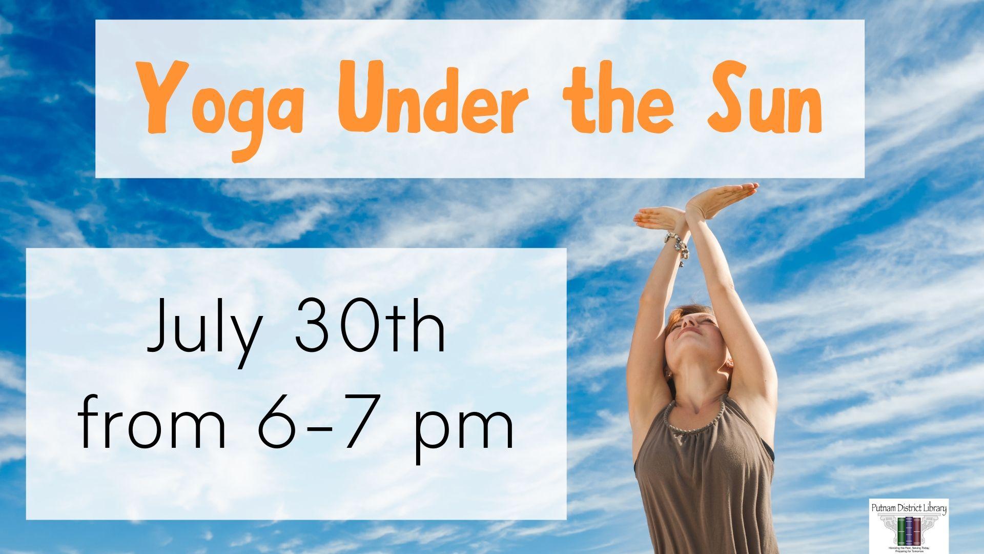 Yoga Under the Sun
