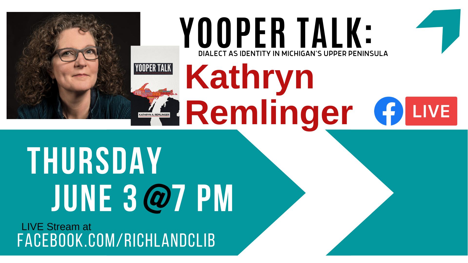 Meet Michigan Authors: Kathryn Remlinger
