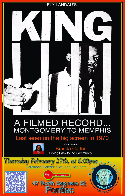 King: A Filmed Record