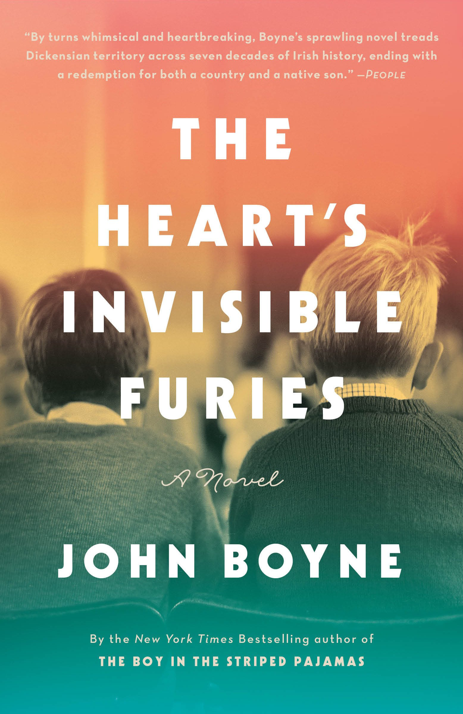 Book Club: The Heart's Invisible Furies
