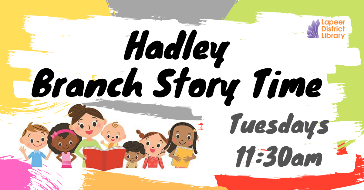 Story Time! - Hadley