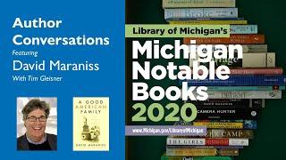 Virtual Book Chat: A Good American Family by David Maraniss (via Facebook)