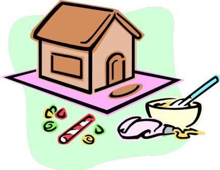 Gingerbread House Program