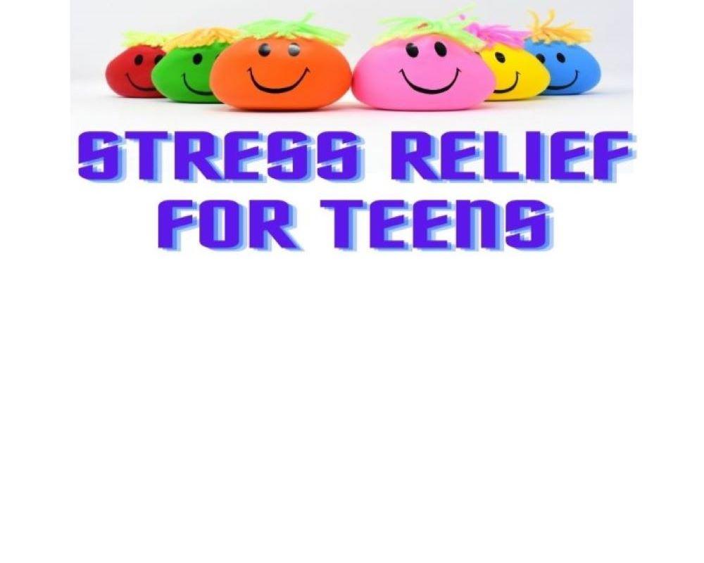 Teen De-Stress Kits - Take & Make