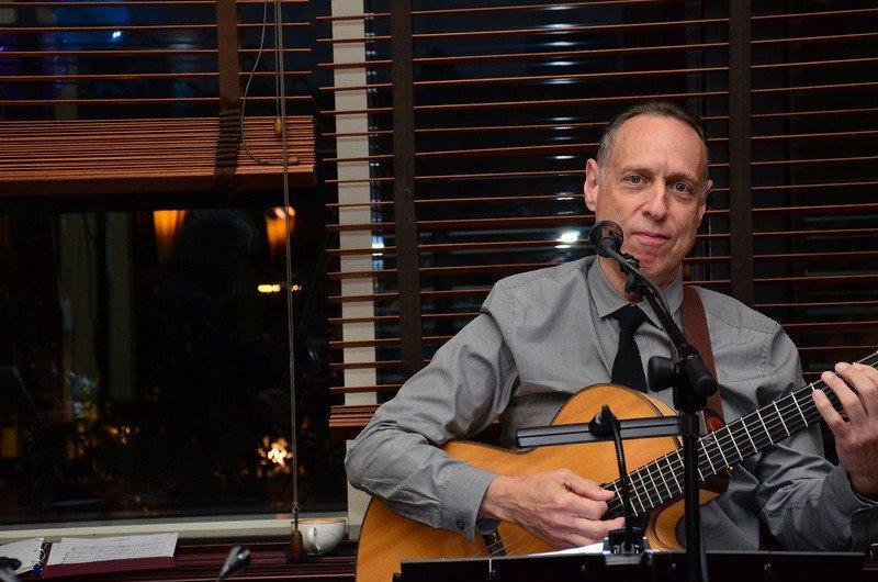 Webster's Prime Live Music: Steve Kamerling