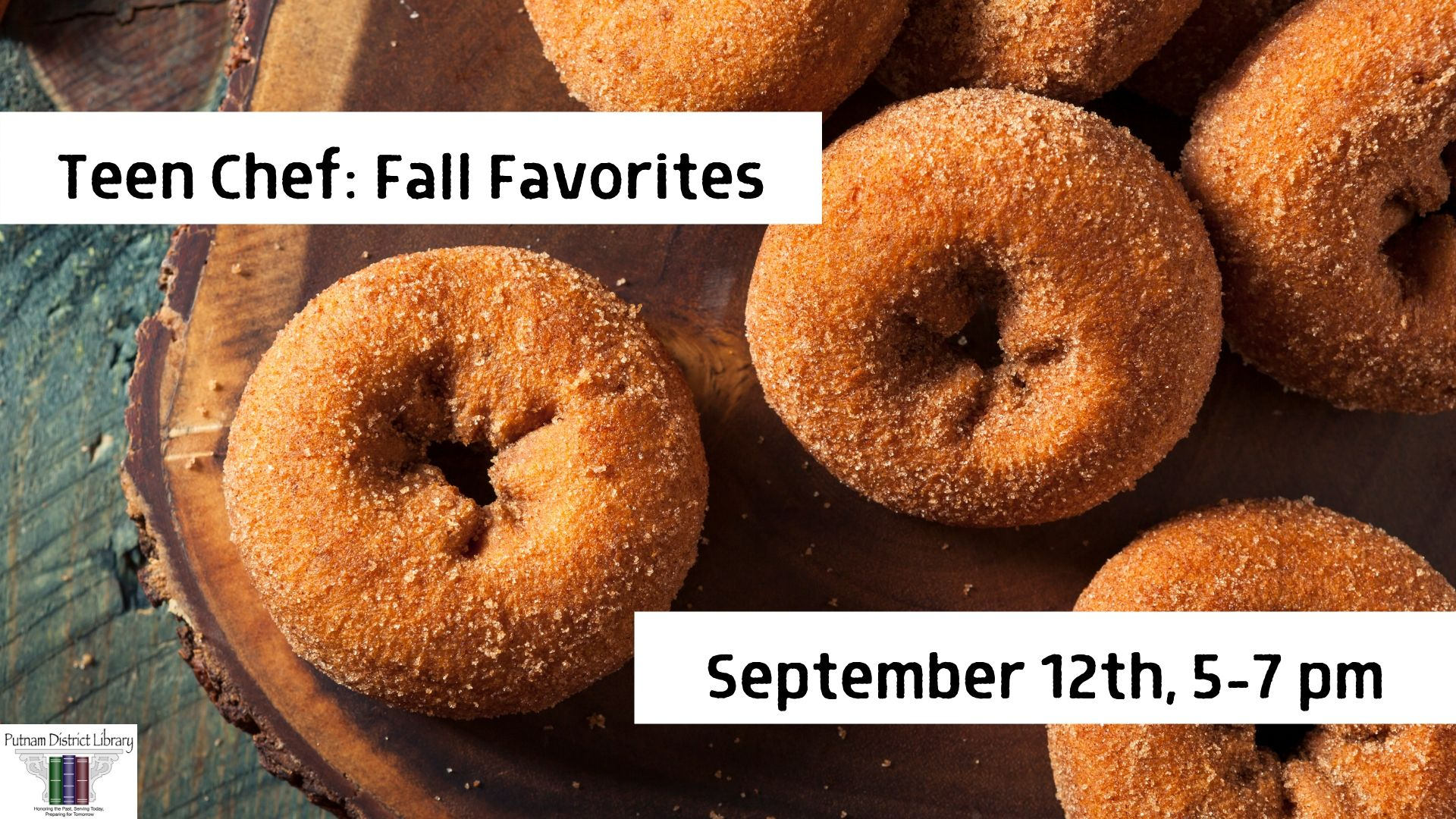 Teen Chef: Fall Favorites