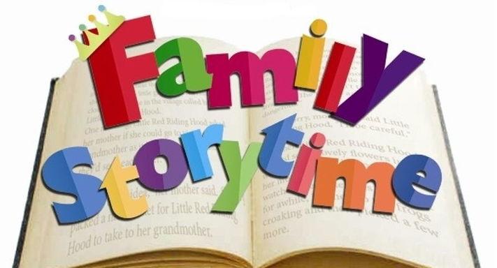 Family Storytime - Monday, April 29, 2019, 6:00 PM - Lyon Township Public  Library - LocalHop