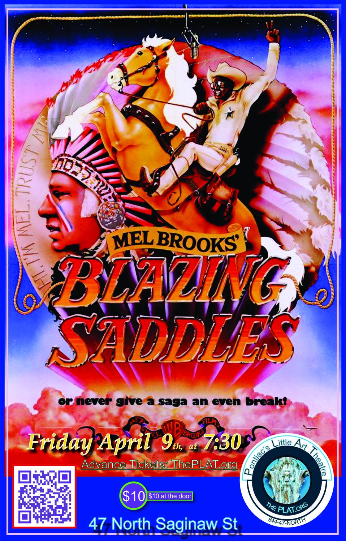 Blazing Saddles (1974) Movie