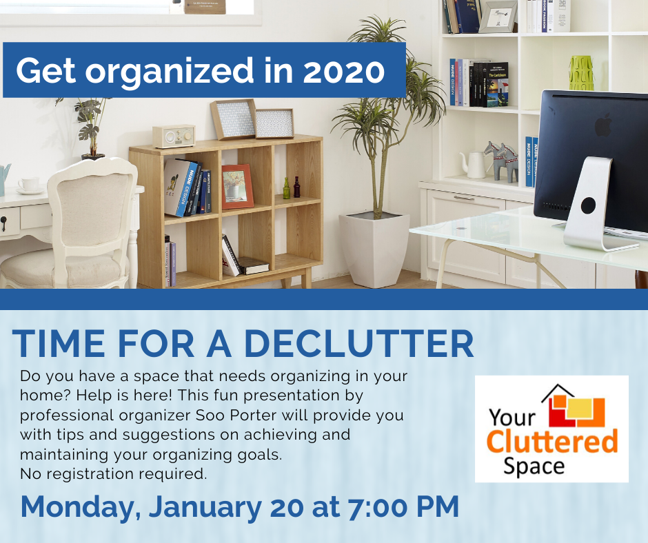 Time for a Declutter