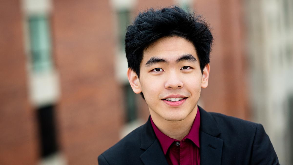 Daniel Hsu [Gilmore Rising Stars Piano Recital]