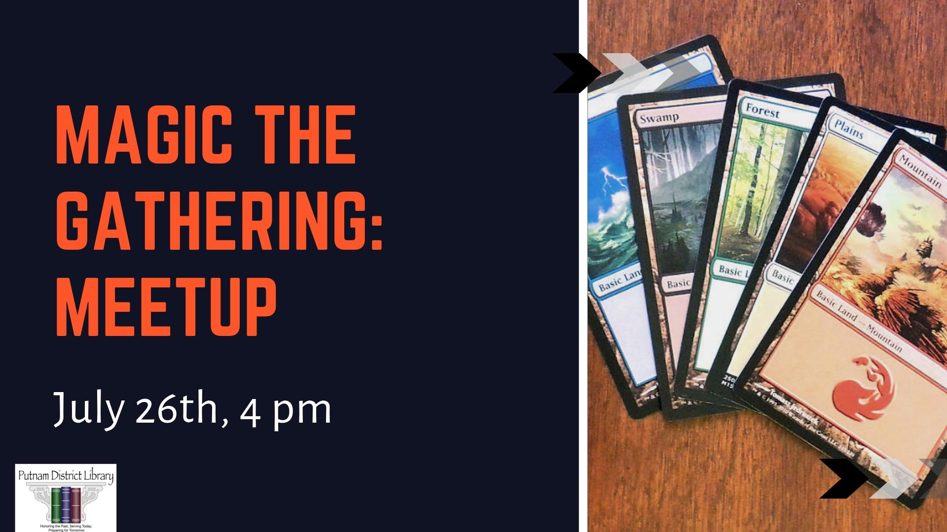 Magic: The Gathering Meeting