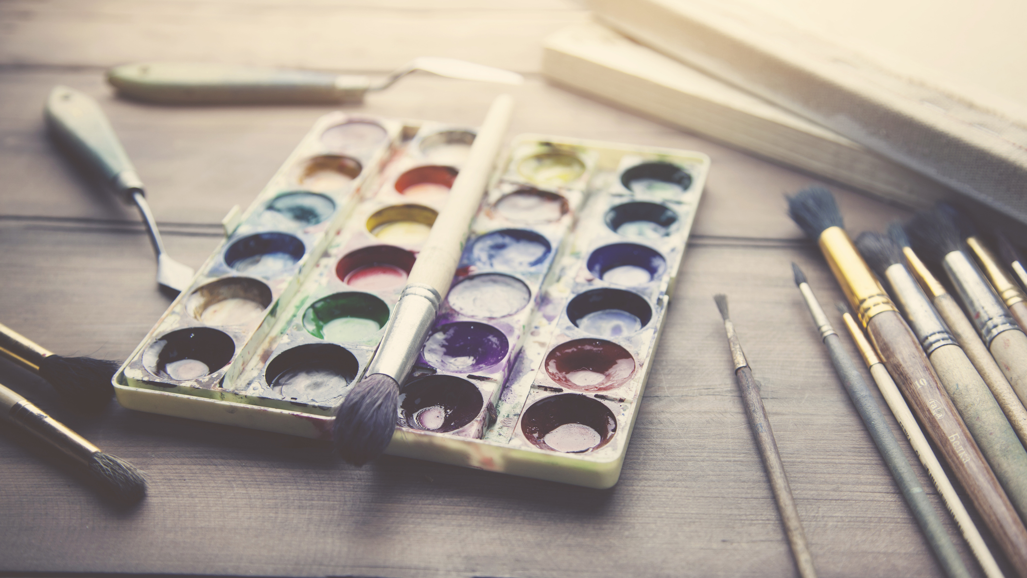 Watercolor for Beginners, with Leah Moss