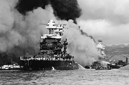 CANCELED SMART TOWNS: The Attack on Pearl Harbor &  the Battle of Midway