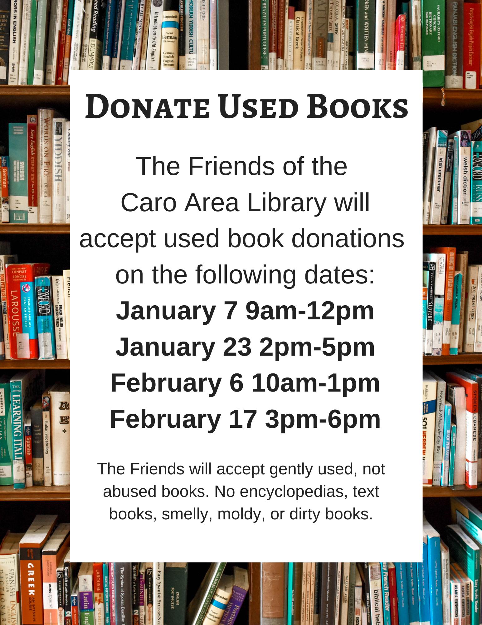 Donate Used Books