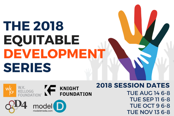 Unpacking Gentrification and Affordable Housing in Detroit- Model D's Equitable Development Speaker Series