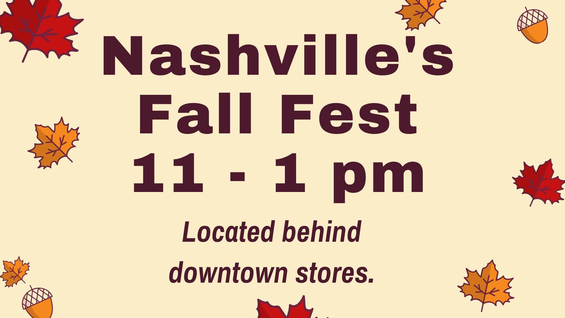 Nashville's Fall Festival