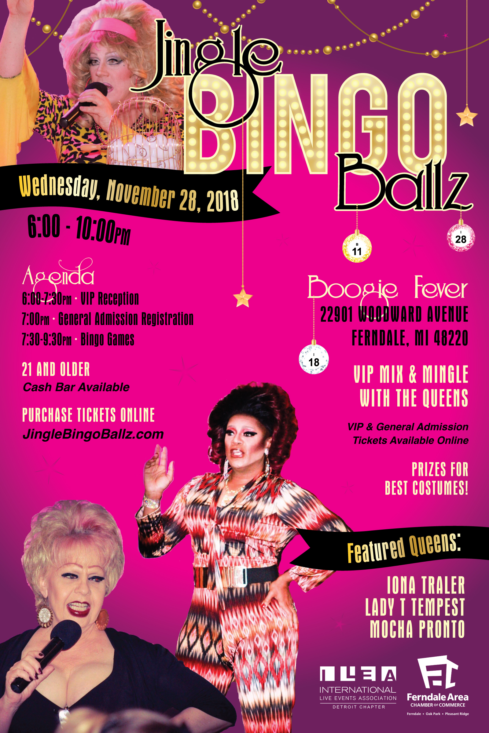 Jingle Bingo Ballz