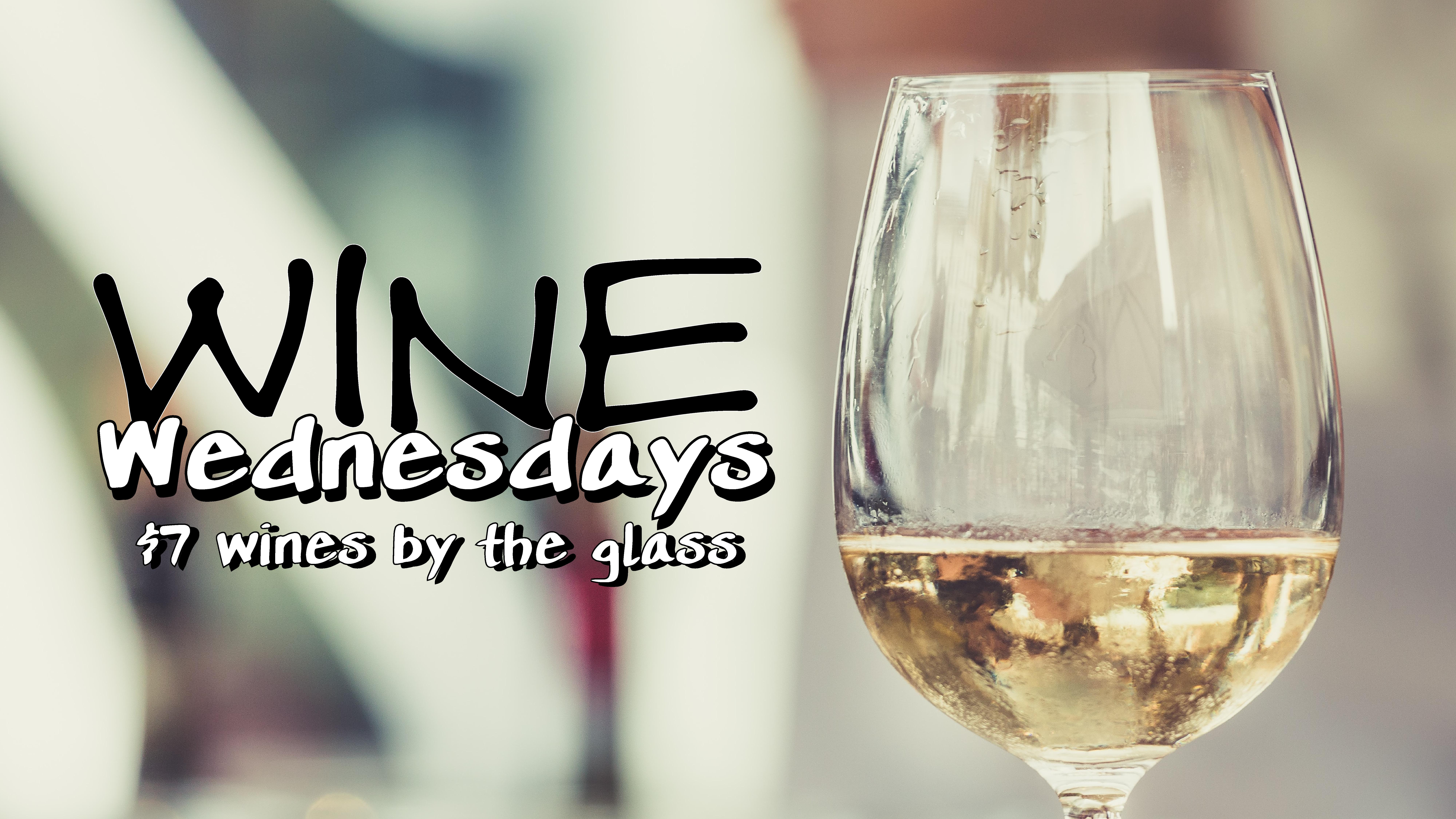 Wine Wednesday // Every Wednesday