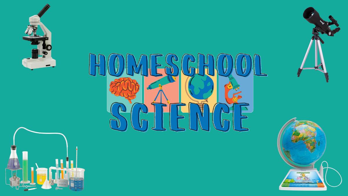 Saranac Library - Homeschool Science Video