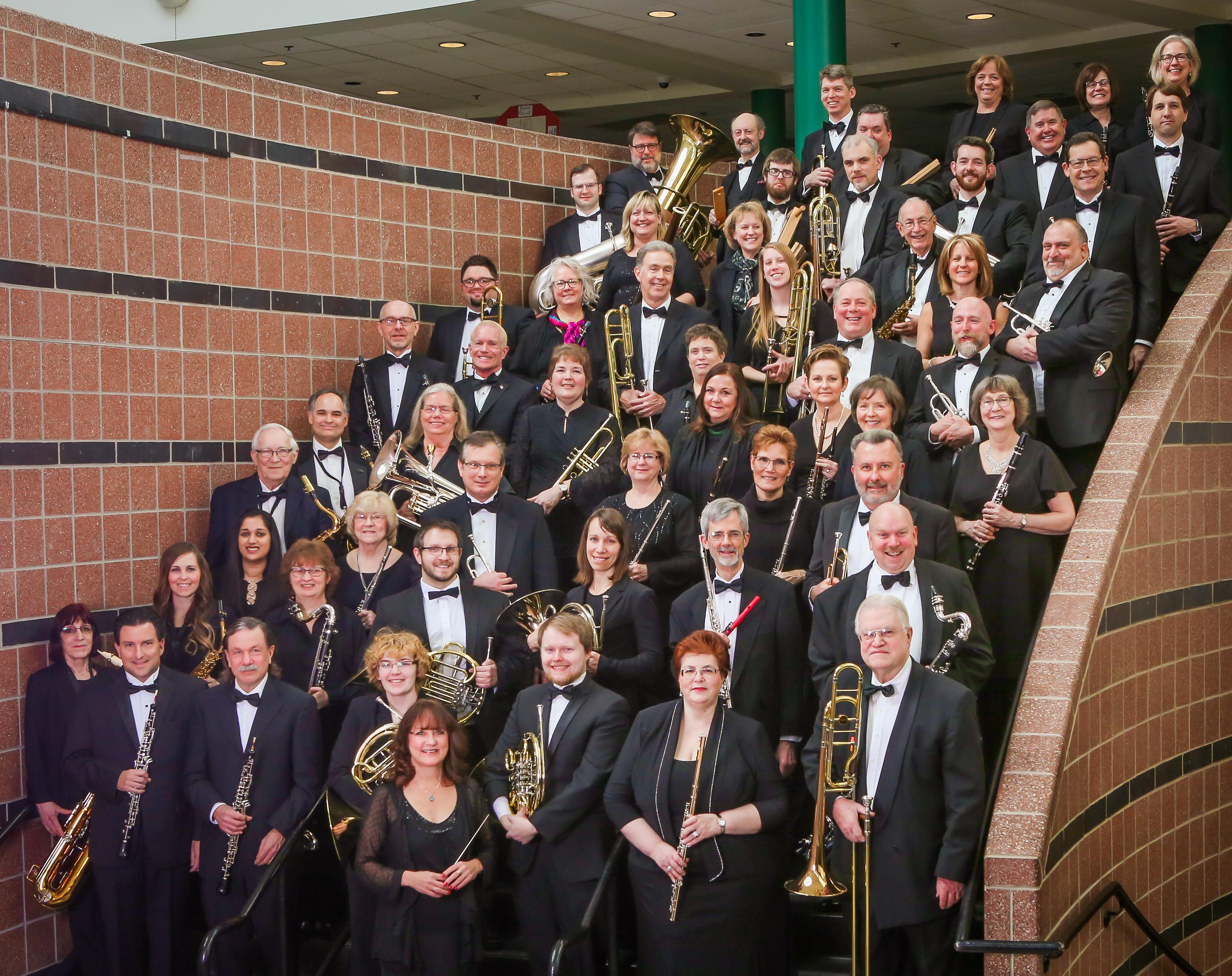 North Oakland Concert Band Presents