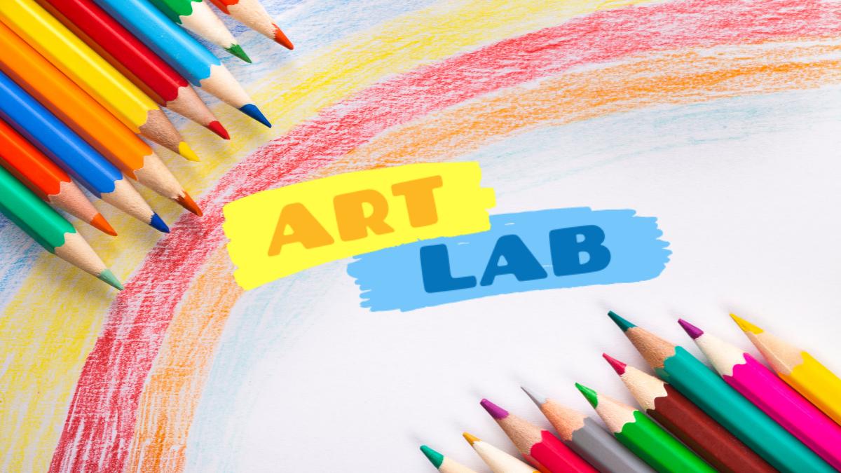 Saranac Library - Art Lab Take-n-Makes