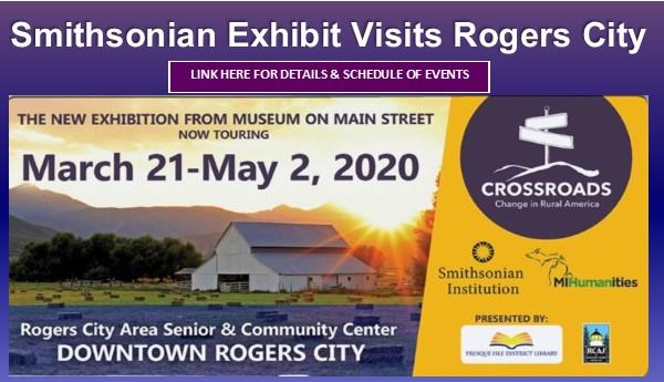 Smithsonian Exhibit - Crossroads:  Change in Rural America