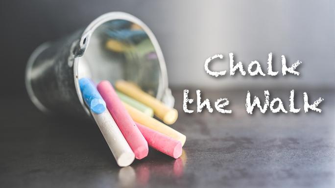 Virtual Chalk the Walk
